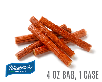 Wildcatch For Pets Salmon Sticks 113g