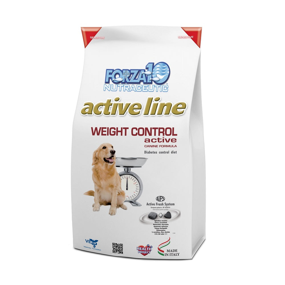 forza 10 weight control dog active
