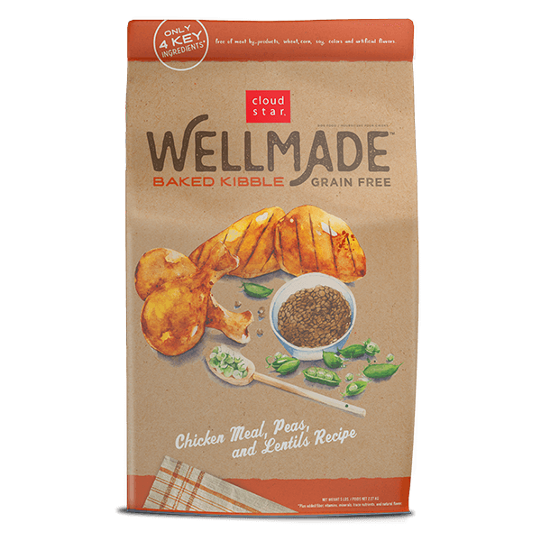 Cloud Star- Wellmade Grain Free Baked Dog Food