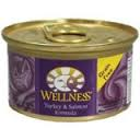 Wellness Turkey & Salmon Formula 3 oz