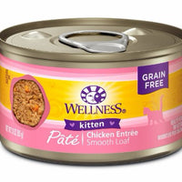 Wellness Kitten Pate Cat Can