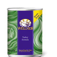 Wellness Turkey Cat Can