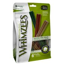 Whimzees Value Pouch Stix