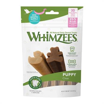 Whimzees X-Small/Small Breed Value Pouch 30ct