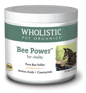 wholistic Bee Power Pets