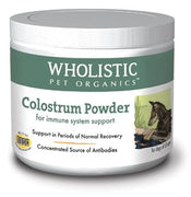 Wholistic organic Colostrum Powder for pets