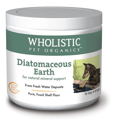 Wholistic Pet OrganicsDiatomaceous Earth 4.5 oz