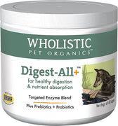 Wholistic Pet Organics Digest-All Plus 2 oz