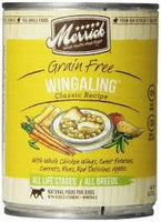 Merrick Canned Dog Food - Wingaling