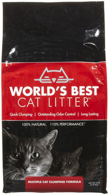 World's Best Cat Litter 14lb