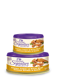 Wellness Signature Selects - Chunky Turkey & Chicken