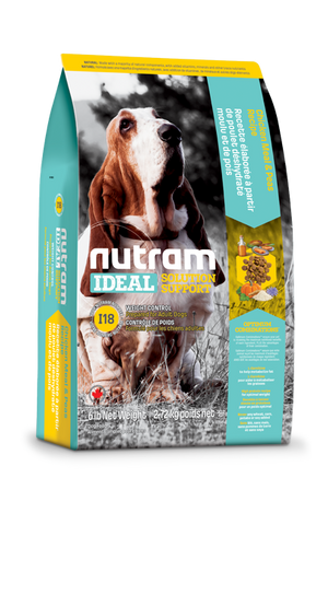 Nutram Ideal Solution Support Weight Control I18 Dry Dog Food