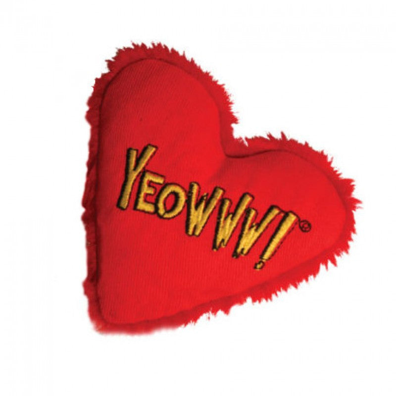 Yeowww! Heart Attacks Catnip Toys