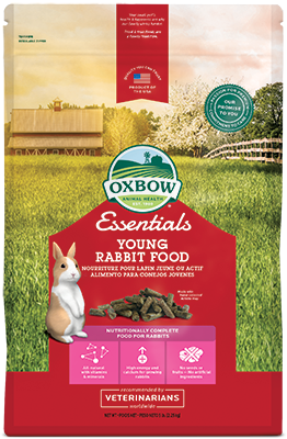 Oxbow Animal Health © Essentials Young Rabbit Fortified Nutrition