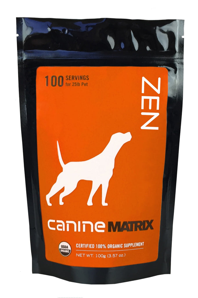 Canine Matrix - Zen - Behaviour & Anxiety