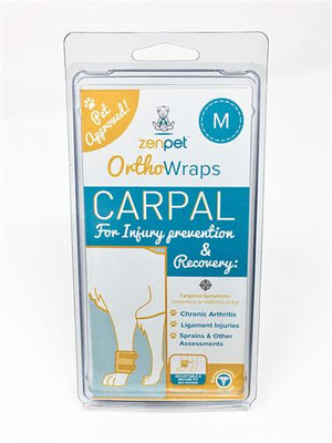 ZenPet Ortho Wraps – Carpal Wrap