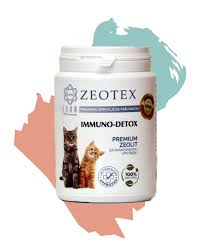 Zeotex Immuno-Detox for cats 120 g