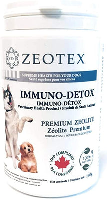 Zeotex Immuno-Detox for dogs 140 g