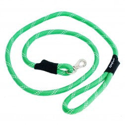 Zippy Paw - Climbers Rope Leash - Original - Green
