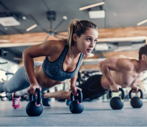 Download the Stronger 21 Workout Plan!