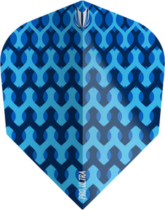 Target Fabric Pro Ultra Flights - Blue No6