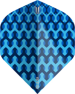 Target Fabric Pro Ultra Flights - Blue No2