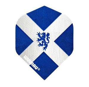 Winmau Mega Standard Winmau Scotland St Andrews Flag Flights