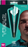 Target Rob Cross Generation 2 90% Tungsten Swiss Point Steel Tip Darts