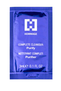 Sample Sachet - Complete Cleanser PURIFY (3ml), Accessory