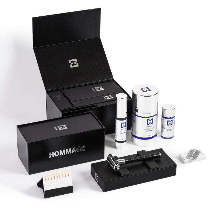 Premium Christmas Shave Care Gift Set