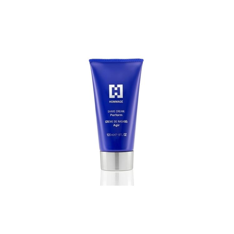 Shave Cream - Perform 120ml, Silver Label