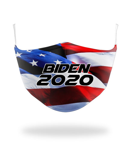 The Defender Mask Style Biden