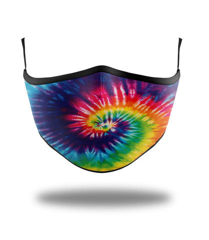 The Defender Mask Style Tie Dye