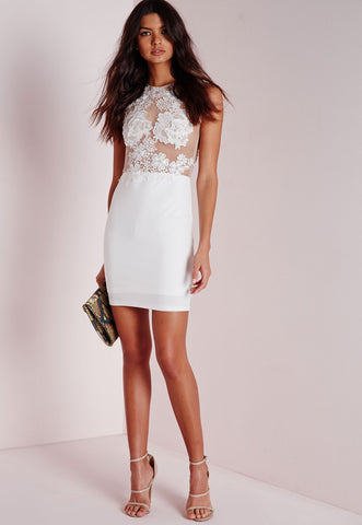 lace beach dress for wedding short
