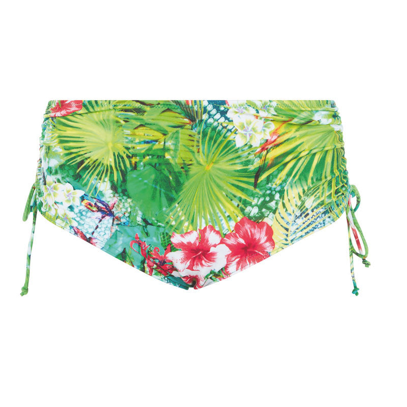 Fantasie swimwear Antigua green new shorts