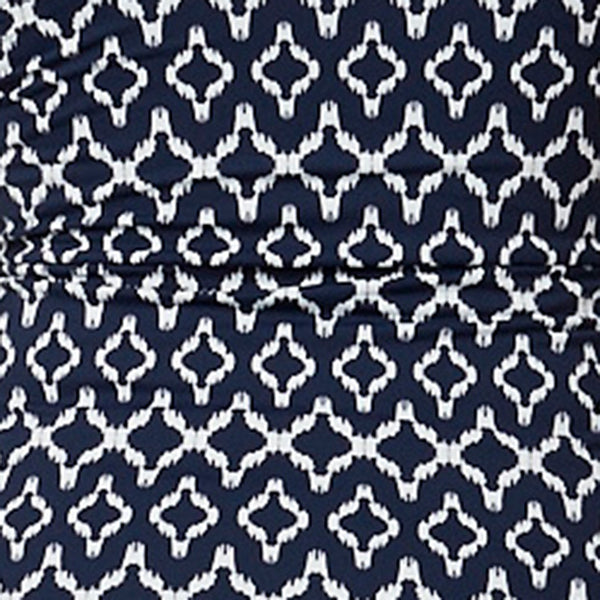 Navy swatch Sonar fabric
