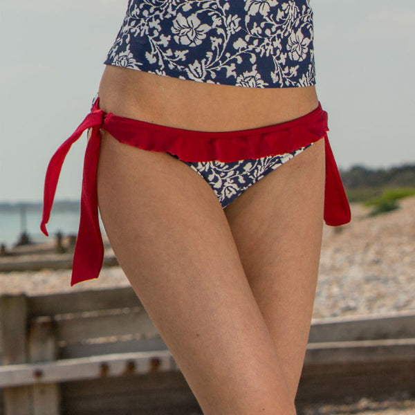 Aloha Tie Side Bikini Brief