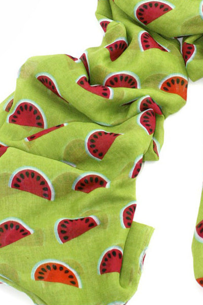 Watermelon Sarong Green