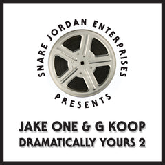 """Dramatically Yours 2"" by Jake One and G Koop"