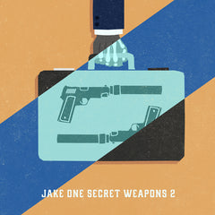 "Jake One ""Secret Weapons 2"""
