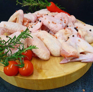 10 British Grain Fed Chicken Wings / approx 1kg