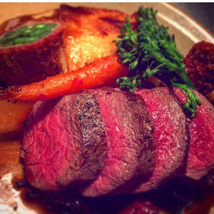 The Sunday Classic, Prime Matured Topside of Beef  / available in 2 sizes