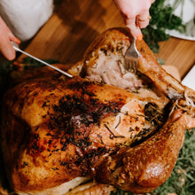 Load image into Gallery viewer, Valley Farm Fresh Christmas Turkey's SOLD OUT!