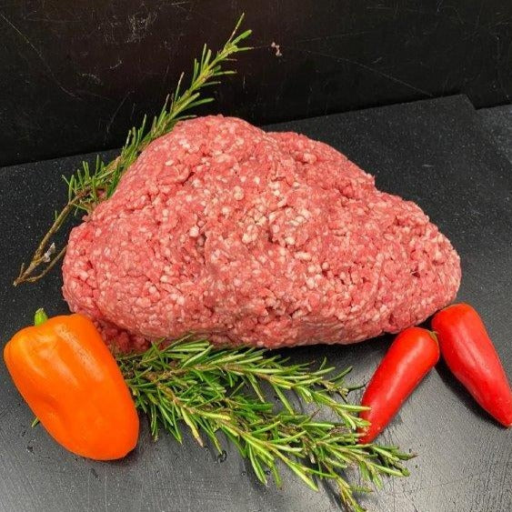 Prime Bred Mince Lamb / available in 2 pack sizes £4.89 or £8.99
