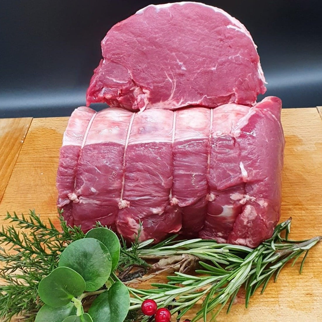 Matured Prime Beef Sirloin Joint  /   Available in 3 different sizes
