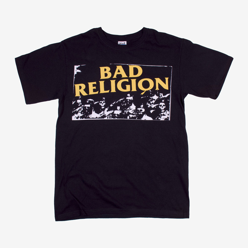 Bad Religion President Says Tee Black
