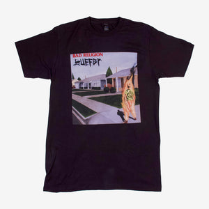 Bad Religion Suffer Album Tee Black