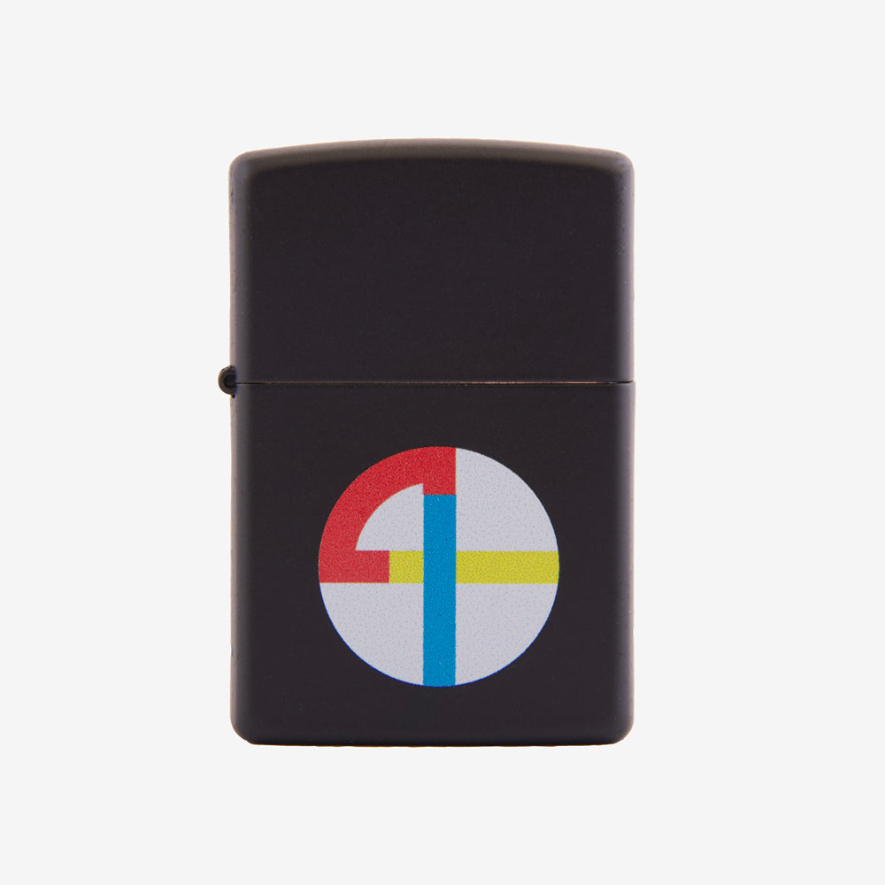 Gang of Four 4 Logo Lighter