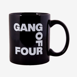 Gang of Four Logo Mug