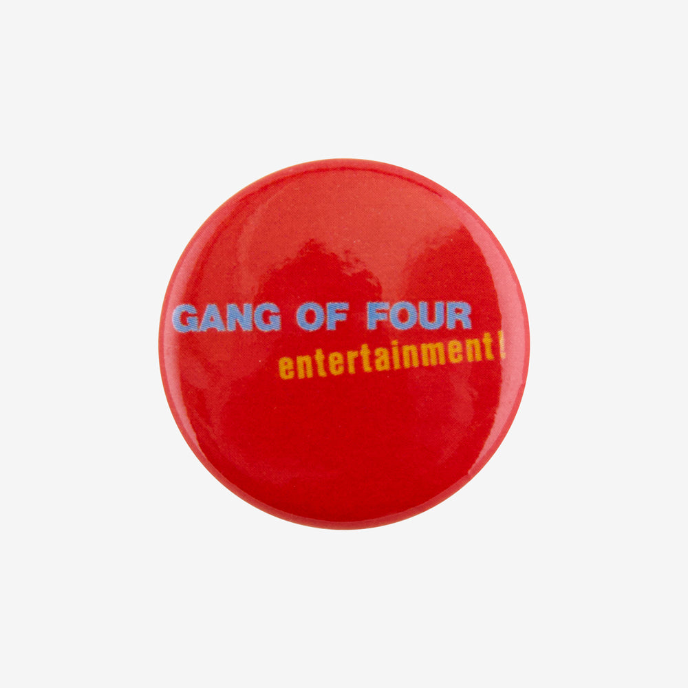 Gang of Four Entertainment Button